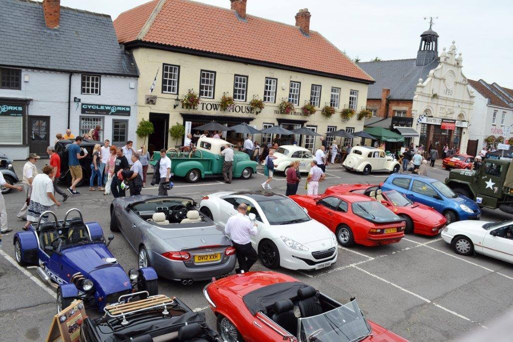 Respect Drivers Pageant Bawtry
