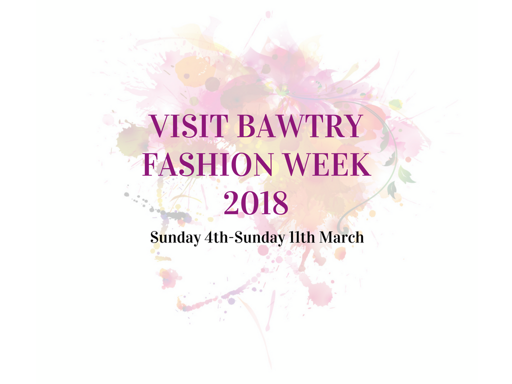 bawtry fashion week 2018