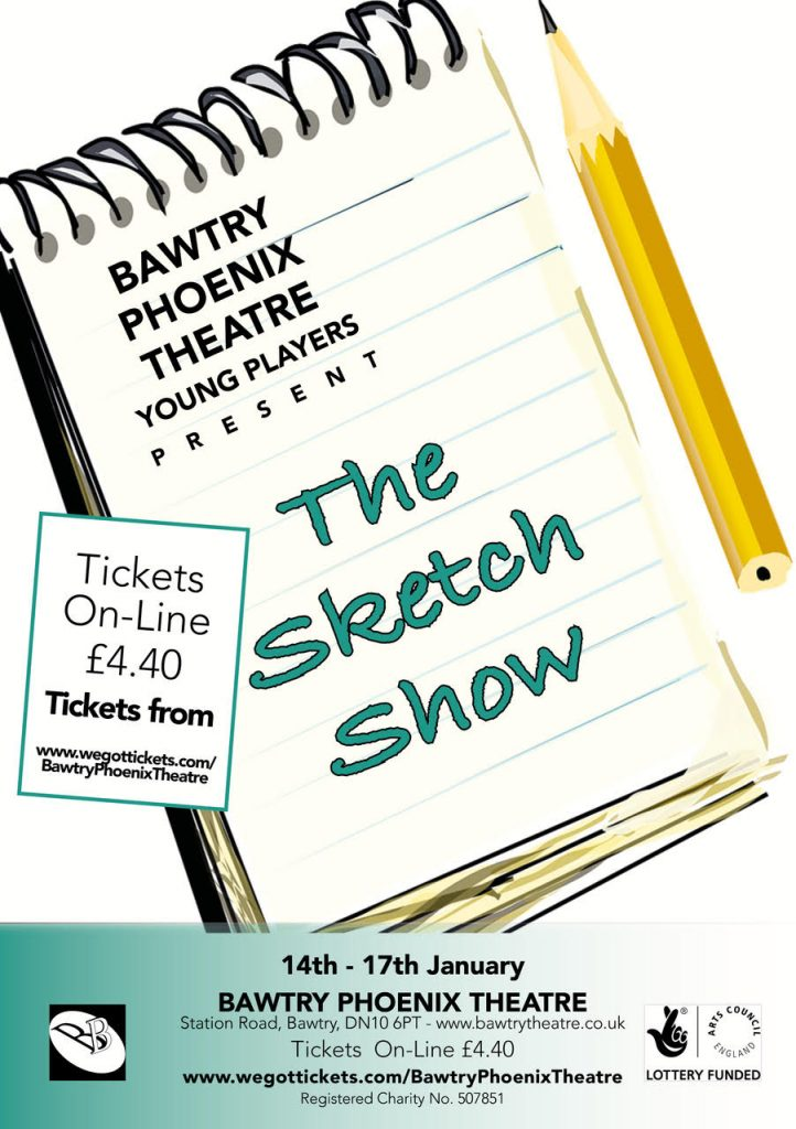 The sketch show poster