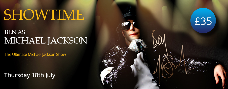 Michael Jackson Tribute at China Rose