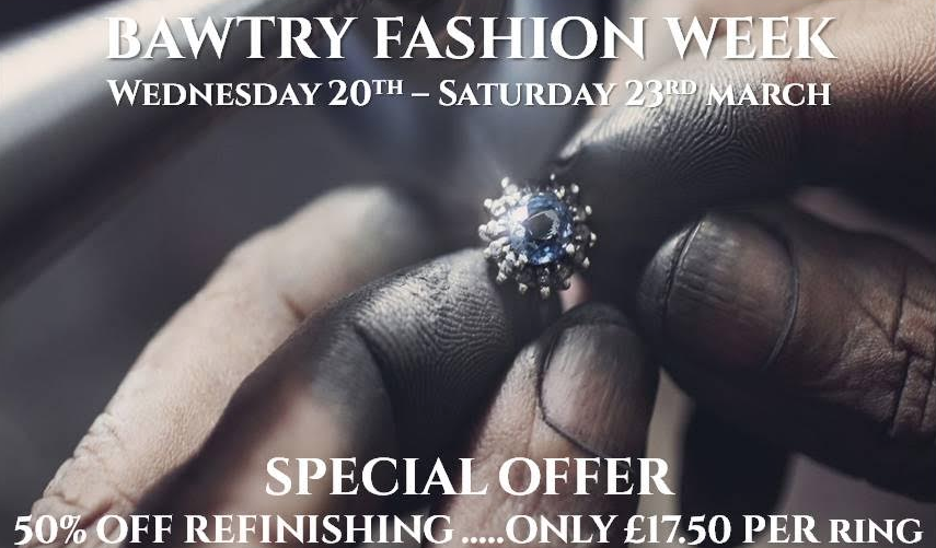 Orbis Jewellery Bawtry Fashion Week